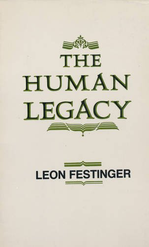 The  Human Legacy