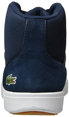 Lacoste Explorateur Ankle 316 2 - Zapatillas Mujer Azul - Blau (NVY 003)