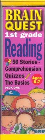 Read Online Brain Quest 1st Grade Reading ebook