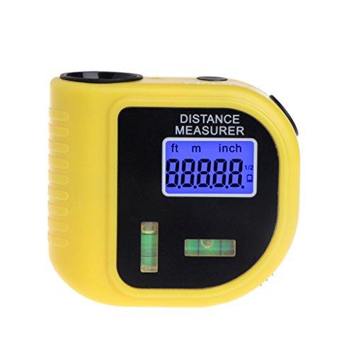 (Hukai CP-3010 18M Handheld Rangefinders Ultrasonic Distance Meter Measurer Tape)