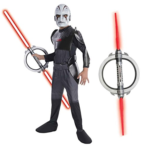 (Star Wars Rebels -DLX. Inquisitor -M (8/10) Bundle)