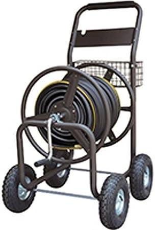 Amazon Com 400 Ft Garden Hose Reel Cart Garden Outdoor