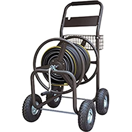 400 ft garden hose reel cart - Garden Hose Reel Cart