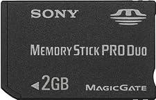 Sony 2GB Memory Stick PRO Duo