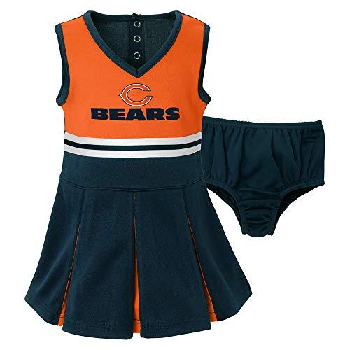 ThirtyFive55 Chicago Bears Girls' Cheerleader Dress &