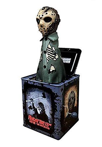Mezco Toyz Friday The 13th Jason Burst-A-Box Standard