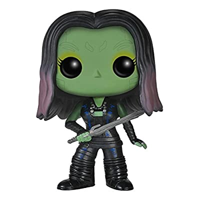Funko POP Marvel: Guardians of The Galaxy - Gamora Vinyl Bobble-Head Figure: Funko Pop! Marvel:: Toys & Games