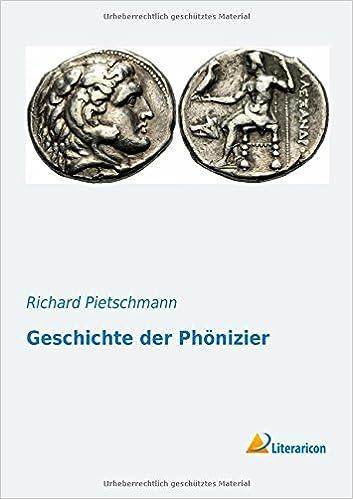 Book Geschichte der Phoenizier