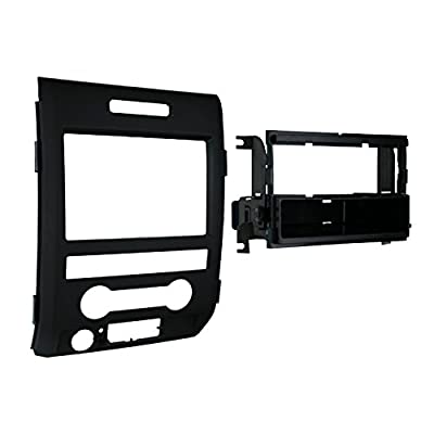 Metra 99-5820 Double or Single DIN Installation Dash Kit for 2009 Ford F-150 (Discontinued by Manufacturer): Car Electronics