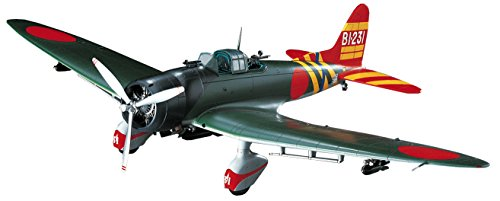 HASEGAWA 09055 1/48 Aichi D3A1 Type 99 Carrier Dive Bomber Val