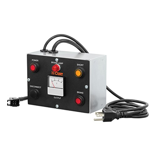 CURT 51521 Bench Test Trailer Brake Controller ()