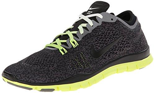 volt 0 Damen 200 5 Grau ivory Black Nike TR Medium Fit Free Fitnesssschuhe Ash Print 4 HApqWBn6
