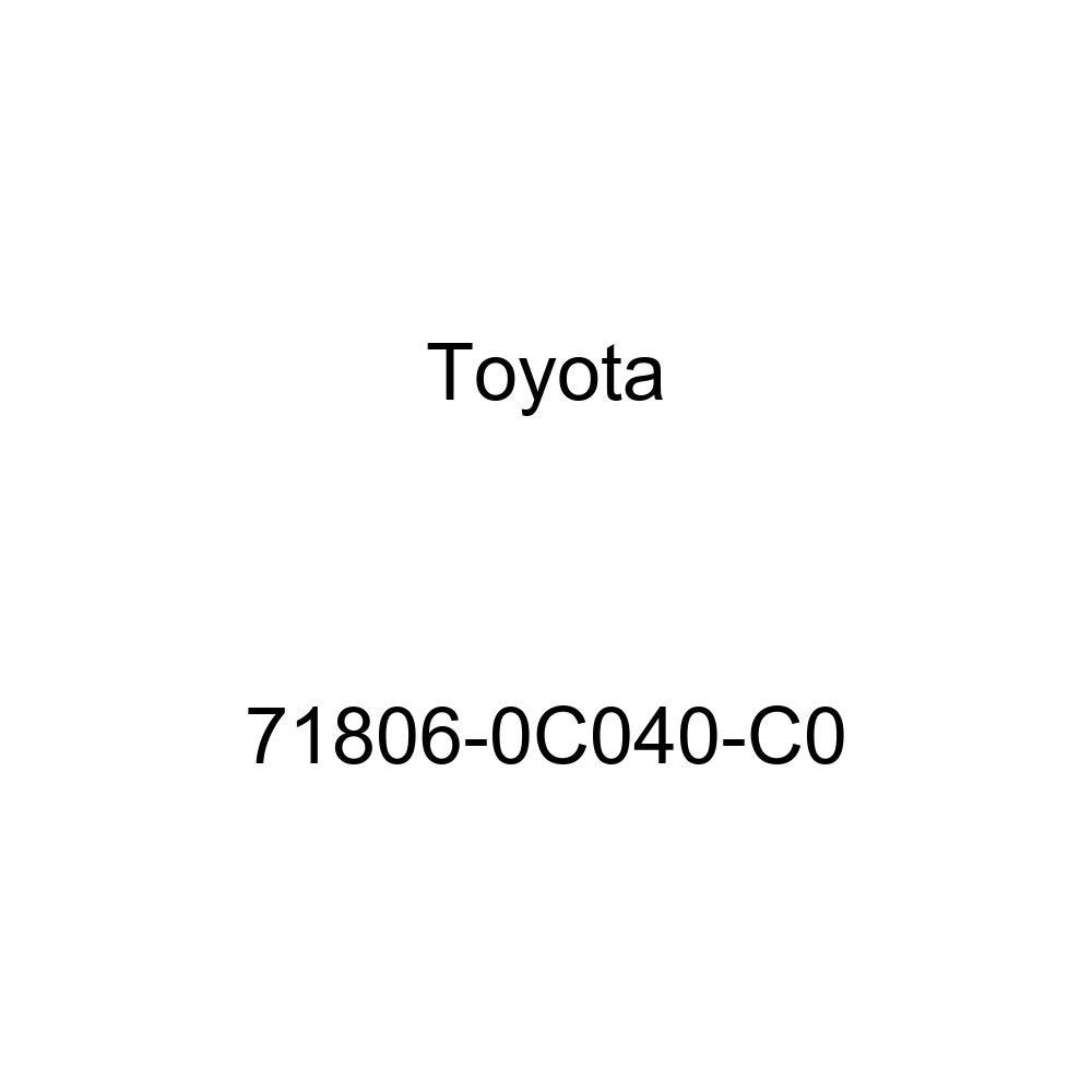TOYOTA Genuine 71806-0C040-C0 Seat Cushion Shield