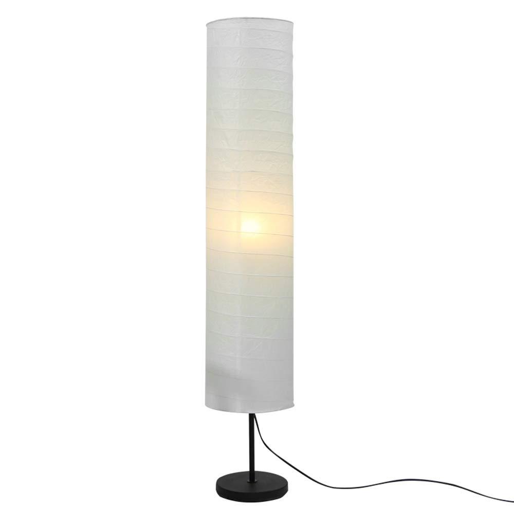Masodhdfx Moderne Led Stehlampe Papier Studie Schlafzimmer