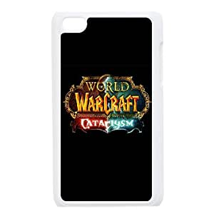 Ipod Touch 4 Phone Case World of Warcraft SA83641