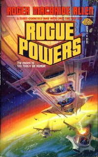 book cover of Rogue Powers