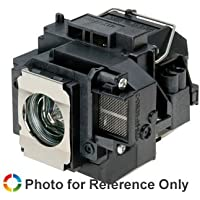 EPSON PowerLite HC 705HD Projector Replacement Lamp with Housing