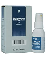 Dar Al Dawa Hairgrow 5% minoxidil 50ml