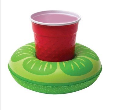 Lemon Inflatable Cup Holder CHINA