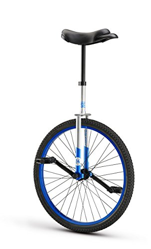Inch Unicycle 24 (Unistar SE 24, 24inch Wheel Unicycle, Blue)