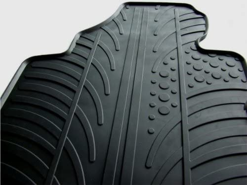 T Profil 4-teilig + Montage-clips Gledring Satz Gummimatten Ford B-Max 2012-2015