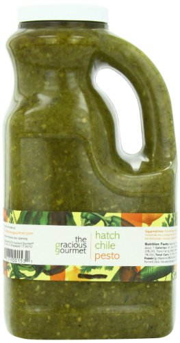 UPC 893376001531, The Gracious Gourmet Hatch Chile Pesto, 76-Ounce
