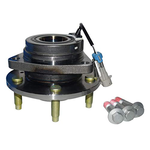 GSP 104121 Axle Bearing and Hub Assembly - Left or Right Front (Driver or Passenger Side)