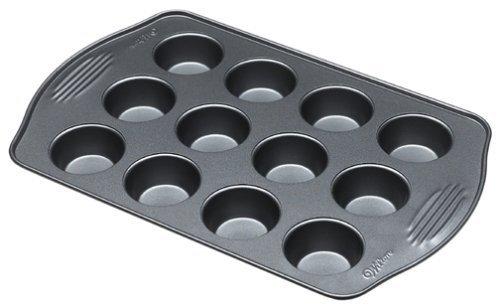 Muffin Pan 12c Mini Wilt