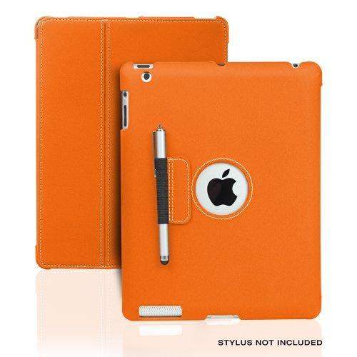 Photive Ultra Slim Folio Case w/ Stand for The New iPad