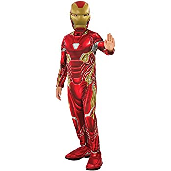 Rubies Marvel Avengers: Infinity War Iron Man Childs Costume, Small