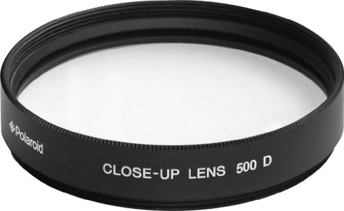 Polaroid 500D Close Up Lens (72mm) For The Canon Digital EOS Rebel SL1 (100D), T5I (700D), T5 (1200D), T4i (650D), T3 (1100D), T3i (600D), T1i (500D), T2i (550D), XSI (450D), XS (1000D), XTI (400D), XT (350D), 1D C, 70D, 60D, 60Da, 50D, 40D, 30D, 20D, 10D, 5D, 1D X, 1D, 5D Mark 2, 5D Mark 3, 7D, 6D Digital SLR Cameras Which Has This(28-135mm, 15-85mm, 18-200mm, 20mm, 35mm, 135mm, 85mm f/1.2) Canon Lens