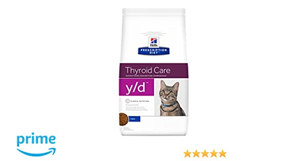 Hills ID Feline y/d PD - Prescription Diet dietas para gatos ...