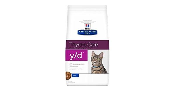 Hills ID Feline y/d PD - Prescription Diet dietas para gatos: Amazon.es: Productos para mascotas