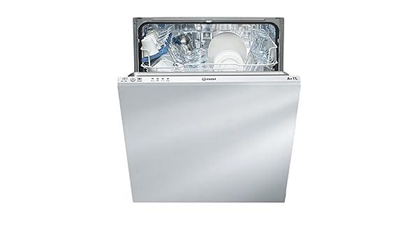 Indesit DIF 14 B1 lavavajilla Totalmente integrado 13 cubiertos A+ ...