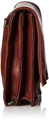 Hombro Braun Cowboys de Bag Marrón Mujer Taunton 300 Amsterdam Cognac Bolsa XxSqqp