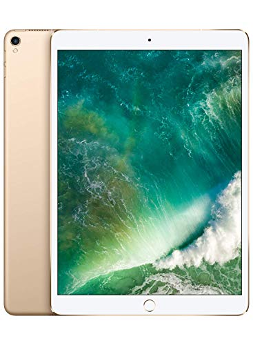 Apple iPad Pro (10.5-inch, Wi-Fi + Cellular, 64GB) - Gold (Previous Model)