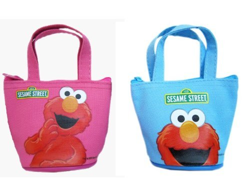 (Elmo Mini Coin Purse (2 Ct))