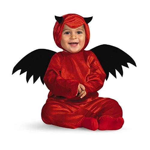 Little Devil Infant Costume HALLOWEEN Spooky Boys Outfit ()