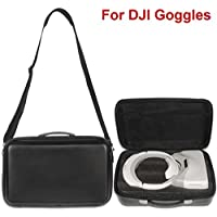 DZT1968 1pc Portable Shoulder Bag Storage Backpack Protective For DJI Goggles FPV VR Glasses 42x27x13 cm
