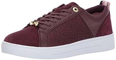29c33f34ee2d8 Amazon.com  Ted Baker Women s Kulei Sneaker  Shoes