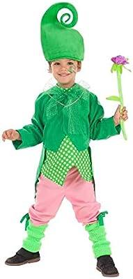 LLOPIS - Disfraz Infantil Duende del Bosque t-3: Amazon.es ...