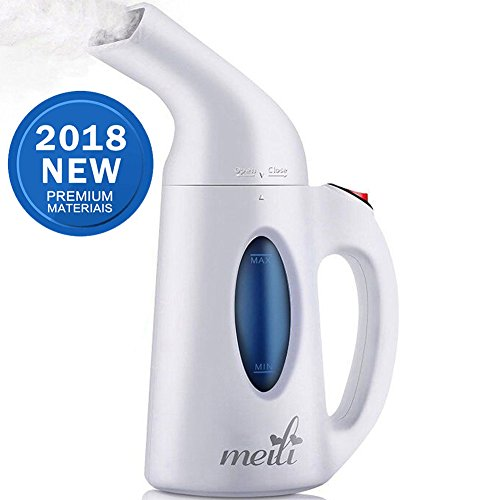 ABYON Steamer for Clothes,5-in-1 Powerful Handheld Clothes Steamers | Wrinkle Remover,Clean,Softens,Sterilize Steams Garment Fabric Automatic Shut-Off Safety Protection | Portable by ABYON