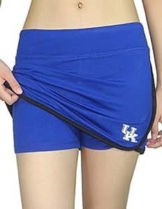 Womens KENTUCKY WILDCATS Athletic Yoga / Fitness Skort (Skirt / Shorts) XL WomensBlue