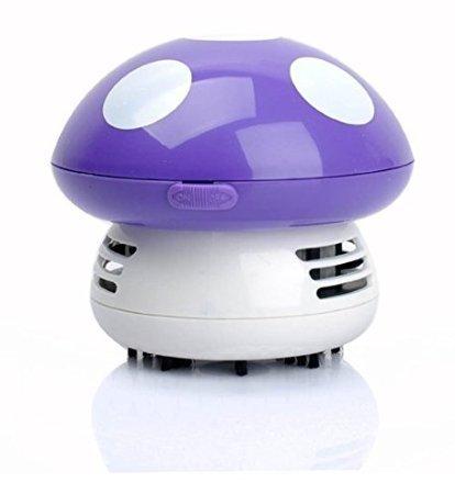 Acquisto Gearmax® Portatile Mini Fungo Stile Scrivania Tavolo Tastiera Mobili Cuscino Angolo Aspirapolvere Polvere Collector Sweeper Prezzo offerta