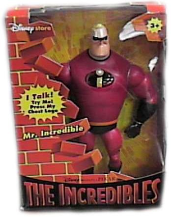 Mr Incredible Action Figure