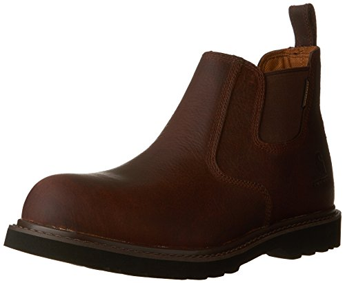 Oil Brown 4 Carhartt Men's Tanned CMS4200 Romeo Dark xXOEfYwq