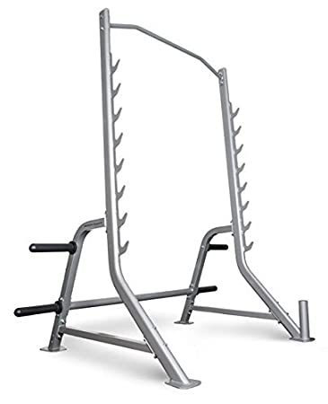 Bodycraft mitad jaula de musculación para funcional y formación de ...