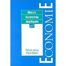 Macroéconomie appliquée