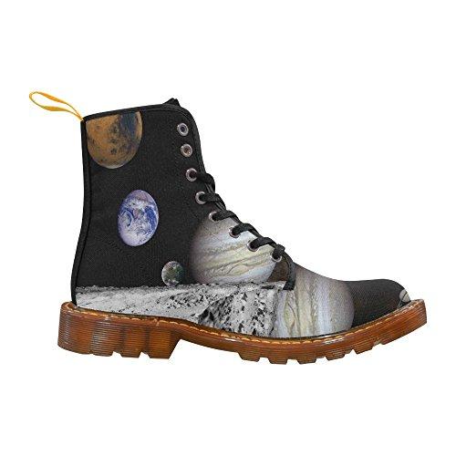 Leinterest Planet Martin Boots Fashion Shoes Voor Heren