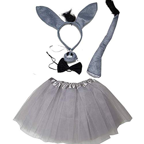 Kirei Sui Kids Animal Costume Tutu Set